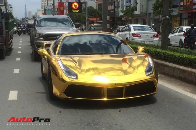 Dát vàng cho siêu xe - Thú chơi ngày càng nở rộ tại Việt Nam - Ảnh 7.
