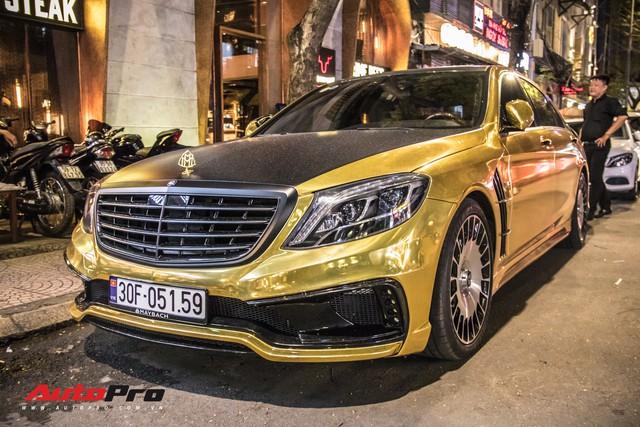 Dát vàng cho siêu xe - Thú chơi ngày càng nở rộ tại Việt Nam - Ảnh 8.