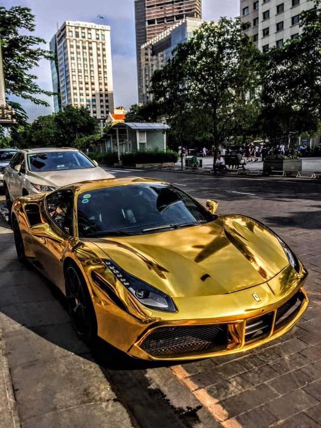 Dát vàng cho siêu xe - Thú chơi ngày càng nở rộ tại Việt Nam - Ảnh 2.