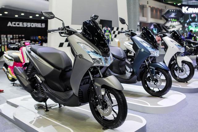 Yamaha Lexi - xe tay ga hàng độc giá hơn 40 triệu đồng tại Việt Nam - Ảnh 1.