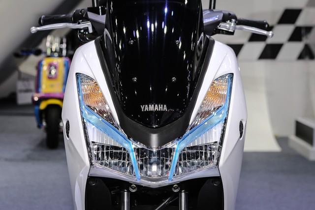 Yamaha Lexi chuẩn bị ra mắt tại Việt Nam vào ngày 18/5 tới đây? - Ảnh 2.