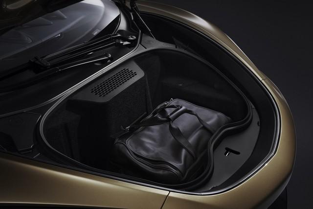 Ra mắt McLaren GT: Siêu xe thực dụng 612 mã lực, giá 210.000 USD - Ảnh 8.