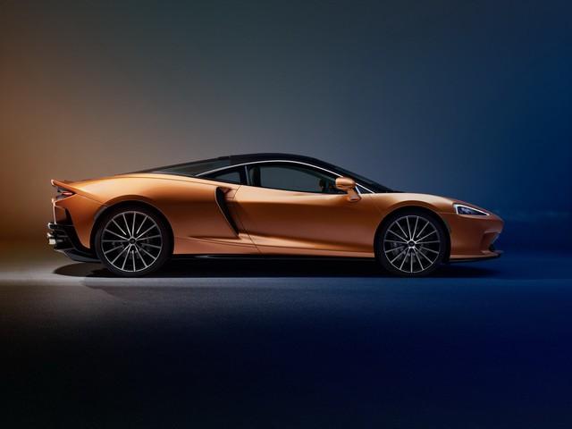 Ra mắt McLaren GT: Siêu xe thực dụng 612 mã lực, giá 210.000 USD - Ảnh 6.