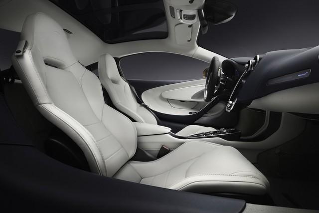 Ra mắt McLaren GT: Siêu xe thực dụng 612 mã lực, giá 210.000 USD - Ảnh 9.