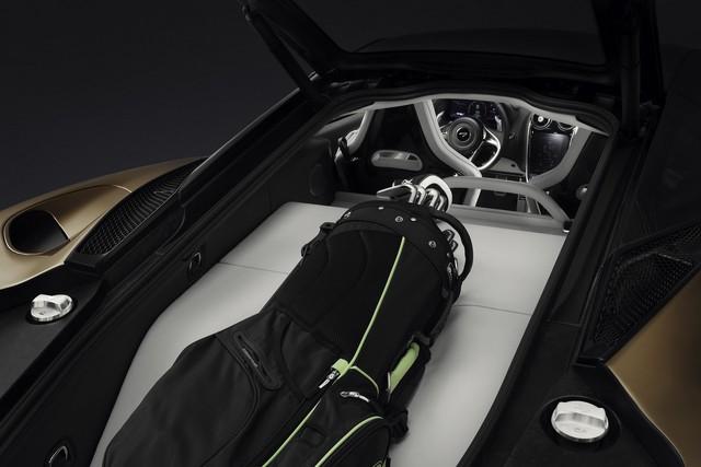 Ra mắt McLaren GT: Siêu xe thực dụng 612 mã lực, giá 210.000 USD - Ảnh 7.