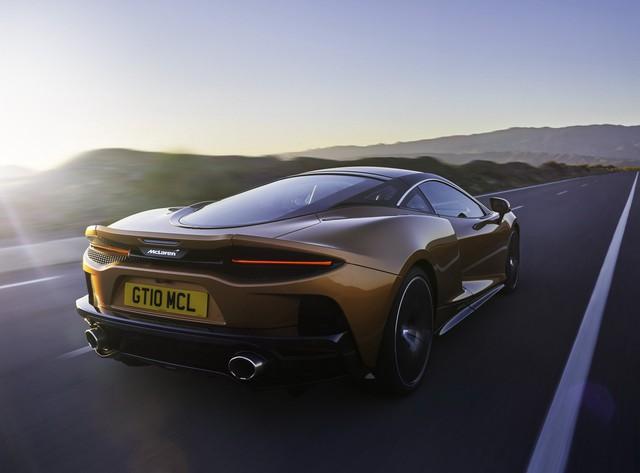 Ra mắt McLaren GT: Siêu xe thực dụng 612 mã lực, giá 210.000 USD - Ảnh 2.