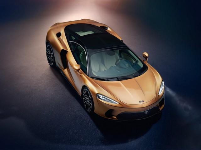 Ra mắt McLaren GT: Siêu xe thực dụng 612 mã lực, giá 210.000 USD - Ảnh 3.