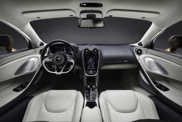Ra mắt McLaren GT: Siêu xe thực dụng 612 mã lực, giá 210.000 USD - Ảnh 12.