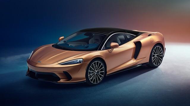 Ra mắt McLaren GT: Siêu xe thực dụng 612 mã lực, giá 210.000 USD
