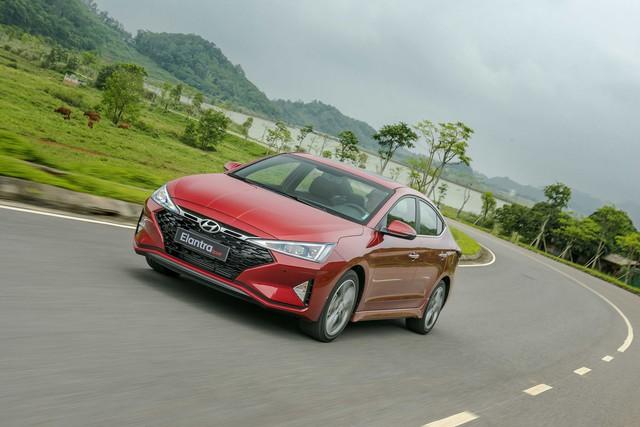 Ra mắt Hyundai Elantra 2019 giá từ 580 triệu, Tucson 2019 giá từ 799 triệu tại Việt Nam - Ảnh 7.