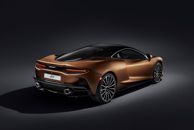 Ra mắt McLaren GT: Siêu xe thực dụng 612 mã lực, giá 210.000 USD - Ảnh 4.