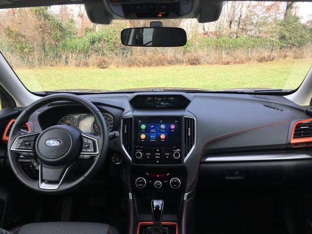 Subaru Forester sẽ dùng những điểm mạnh này để đối đầu Honda CR-V - Ảnh 2.