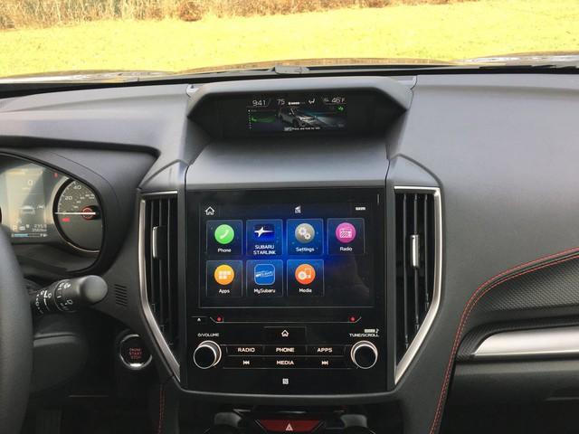 Subaru Forester sẽ dùng những điểm mạnh này để đối đầu Honda CR-V - Ảnh 5.