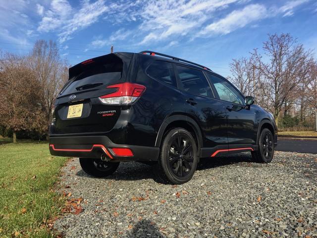 Subaru Forester sẽ dùng những điểm mạnh này để đối đầu Honda CR-V - Ảnh 14.