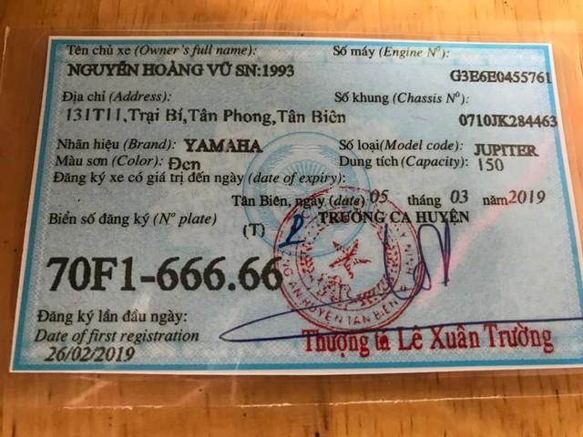 Rao bản sao Yamaha Exciter biển ngũ quý giá gần 200 triệu đồng, người bán hứng trọn 'gạch đá' - Ảnh 2.