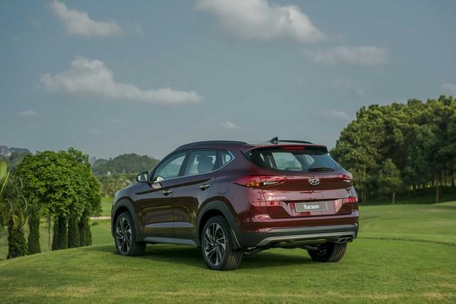 Ra mắt Hyundai Elantra 2019 giá từ 580 triệu, Tucson 2019 giá từ 799 triệu tại Việt Nam - Ảnh 13.