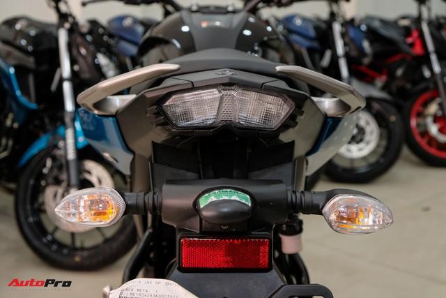 Lô hàng Yamaha FZ25 2019 thêm ABS đầu tiên về Việt Nam, giá 85 triệu đồng - Ảnh 4.