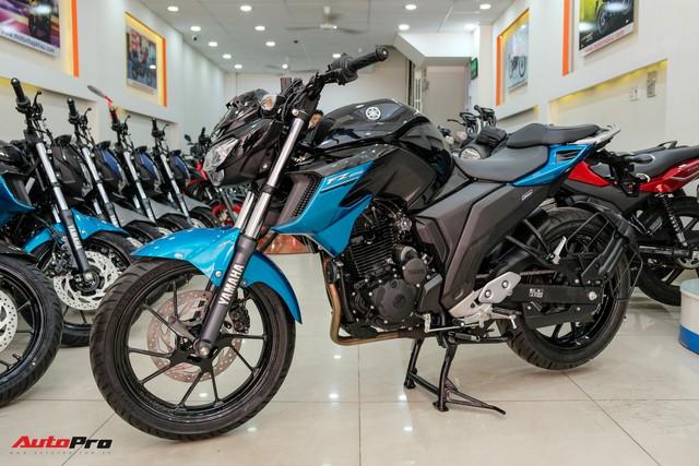 Lô hàng Yamaha FZ25 2019 thêm ABS đầu tiên về Việt Nam, giá 85 triệu đồng - Ảnh 1.