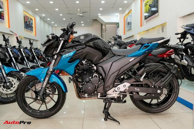 Lô hàng Yamaha FZ25 2019 thêm ABS đầu tiên về Việt Nam, giá 85 triệu đồng - Ảnh 3.