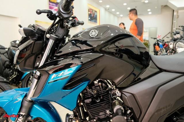 Lô hàng Yamaha FZ25 2019 thêm ABS đầu tiên về Việt Nam, giá 85 triệu đồng - Ảnh 6.