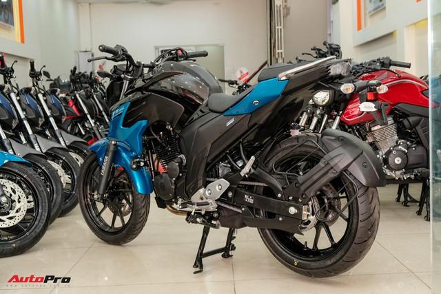 Lô hàng Yamaha FZ25 2019 thêm ABS đầu tiên về Việt Nam, giá 85 triệu đồng - Ảnh 10.