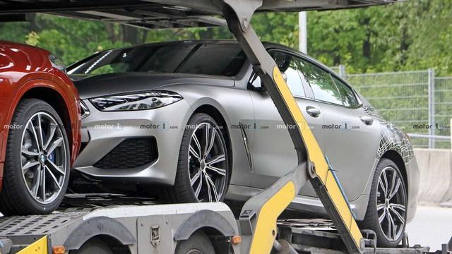 BMW 8-Series bản 4 cửa lộ diện hoàn toàn - đẹp không góc chết - Ảnh 2.
