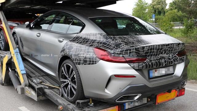 BMW 8-Series bản 4 cửa lộ diện hoàn toàn - đẹp không góc chết - Ảnh 3.
