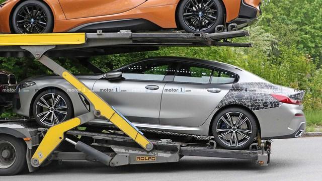 BMW 8-Series bản 4 cửa lộ diện hoàn toàn - đẹp không góc chết - Ảnh 1.