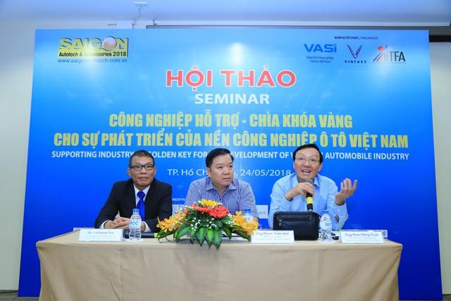 Chờ đợi gì ở Saigon Autotech 2019? - Ảnh 2.