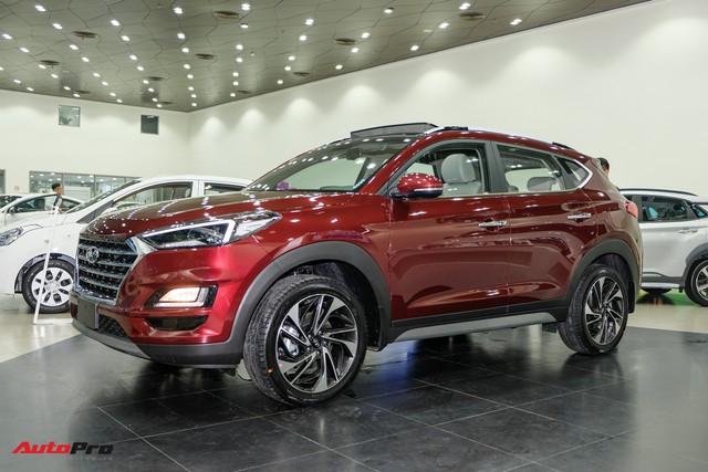 Chi tiết Hyundai Tucson 2019 bản cao cấp nhất giá 932 triệu đồng, Mazda CX-5 và Honda CR-V cần dè chừng - Ảnh 1.