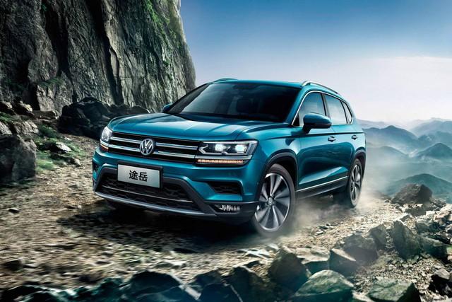 Volkswagen chuẩn bị mở bán mẫu crossover đối thủ của Honda CR-V ra thị trường quốc tế - Ảnh 5.