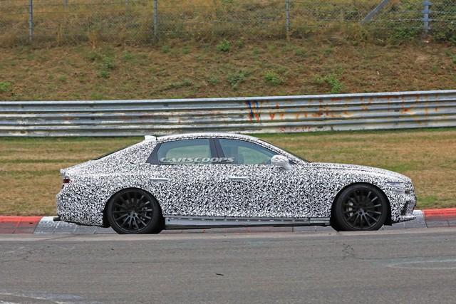 Genesis G80 2020 sẽ ra mắt vào tháng 9 - xe sang cỡ trung mang tham vọng đánh bại Mercedes E-Class, Audi A6 và BMW 5-Series. - Ảnh 2.