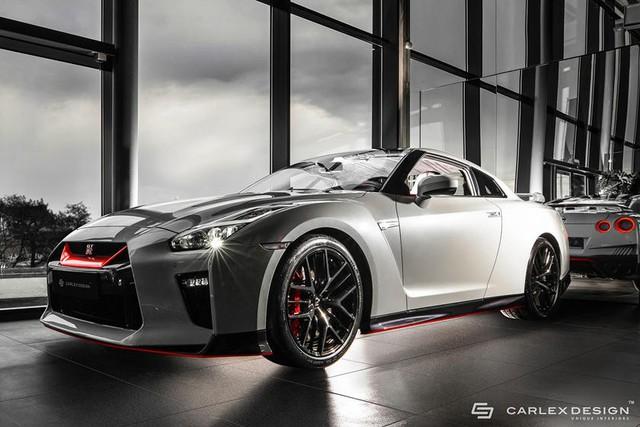 Đây là phiên bản Nissan GT-R sang chảnh nhất mà bạn có thể tậu được - Ảnh 1.