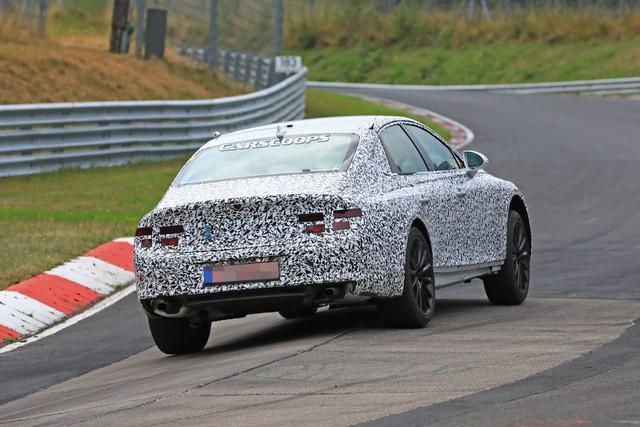 Genesis G80 2020 sẽ ra mắt vào tháng 9 - xe sang cỡ trung mang tham vọng đánh bại Mercedes E-Class, Audi A6 và BMW 5-Series. - Ảnh 3.