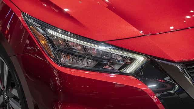 Ảnh thực tế Nissan Sunny thế hệ mới sắp về Việt Nam - Cạnh tranh Toyota Vios nhưng Hyundai Accent phải dè chừng - Ảnh 3.