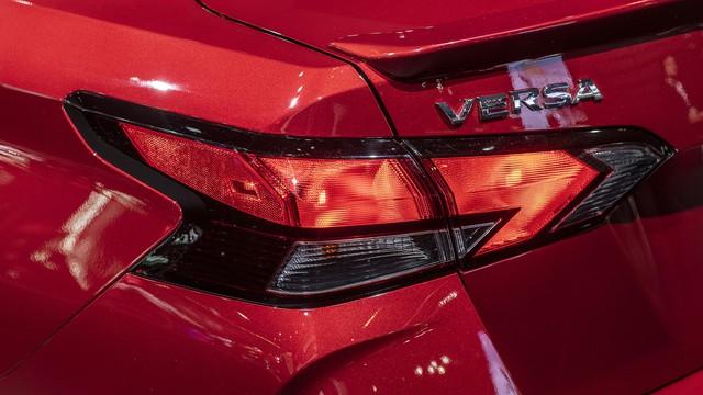 Ảnh thực tế Nissan Sunny thế hệ mới sắp về Việt Nam - Cạnh tranh Toyota Vios nhưng Hyundai Accent phải dè chừng - Ảnh 8.