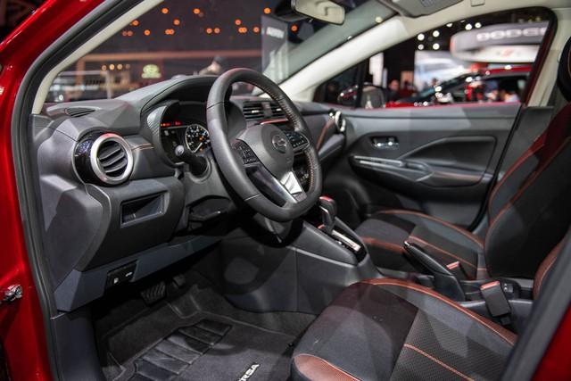 Ảnh thực tế Nissan Sunny thế hệ mới sắp về Việt Nam - Cạnh tranh Toyota Vios nhưng Hyundai Accent phải dè chừng - Ảnh 11.