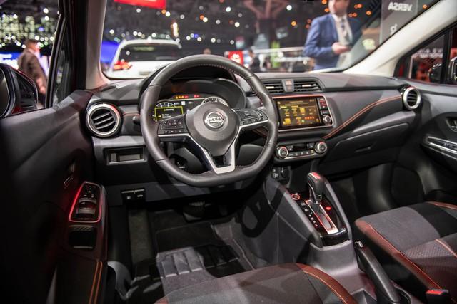 Ảnh thực tế Nissan Sunny thế hệ mới sắp về Việt Nam - Cạnh tranh Toyota Vios nhưng Hyundai Accent phải dè chừng - Ảnh 10.