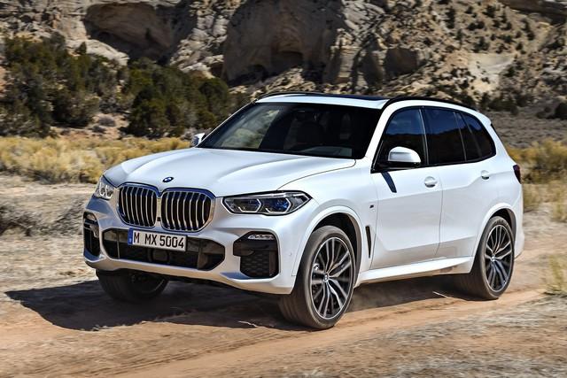 Bộ tứ BMW mới đã nhận cọc, chuẩn bị về Việt Nam đáp trả Mercedes-Benz - Ảnh 4.
