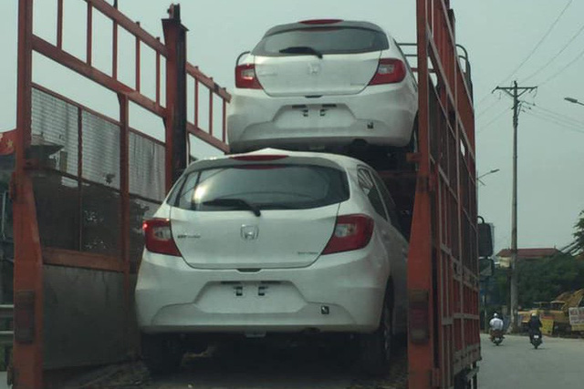 Rò rỉ thông số 3 phiên bản Honda Brio tại Việt Nam: Có chi tiết khẳng định giá sẽ cao nhất phân khúc - Ảnh 3.
