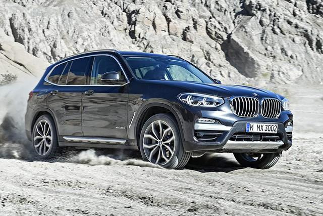 Bộ tứ BMW mới đã nhận cọc, chuẩn bị về Việt Nam đáp trả Mercedes-Benz - Ảnh 3.