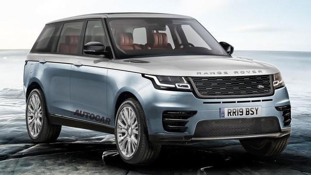 Range Rover mới ra mắt năm 2021, Land Rover đứng trước 2 năm quyết định sự sống còn