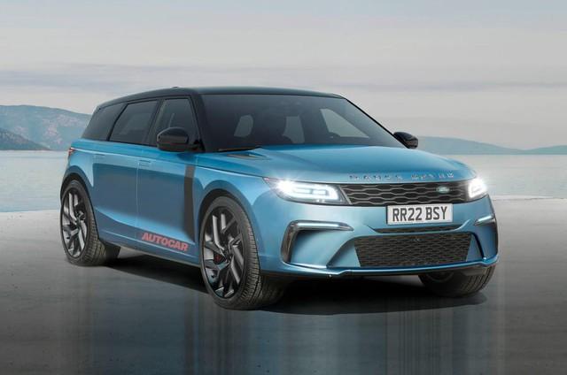 Range Rover mới ra mắt năm 2021, Land Rover đứng trước 2 năm quyết định sự sống còn - Ảnh 3.