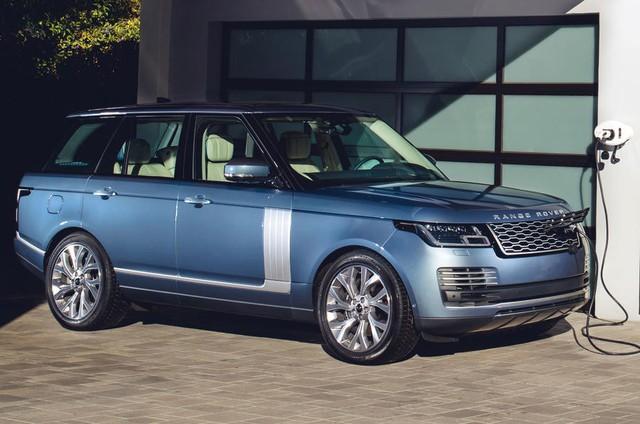 Range Rover mới ra mắt năm 2021, Land Rover đứng trước 2 năm quyết định sự sống còn - Ảnh 1.