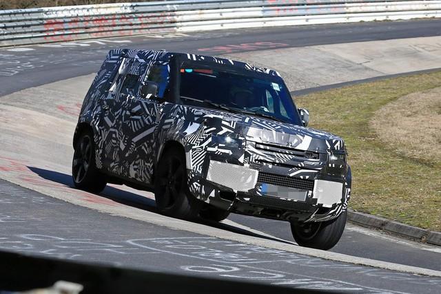 Range Rover mới ra mắt năm 2021, Land Rover đứng trước 2 năm quyết định sự sống còn - Ảnh 4.
