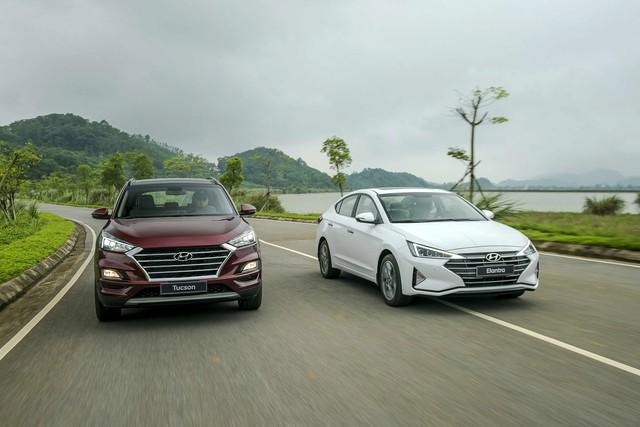 Những thiếu sót và nâng cấp đáng tiền trên Hyundai Elantra và Tucson 2019 vừa bán tại Việt Nam - Ảnh 1.