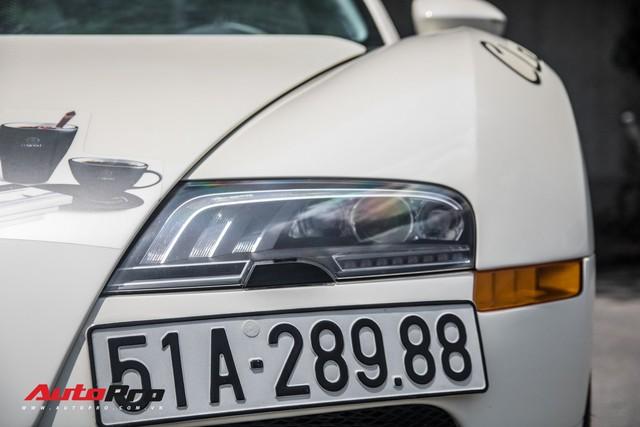 Tóm gọn Bugatti Veyron 16.4 của ông Đặng Lê Nguyên Vũ đi đăng kiểm - Ảnh 14.