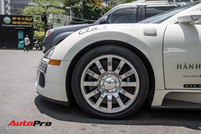 Tóm gọn Bugatti Veyron 16.4 của ông Đặng Lê Nguyên Vũ đi đăng kiểm - Ảnh 19.