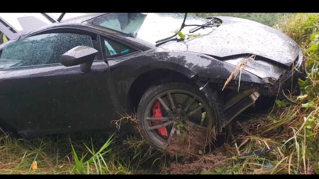 Cận cảnh quá trình hồi sinh Lamborghini Gallardo từ cõi chết (Phần I) - Ảnh 1.