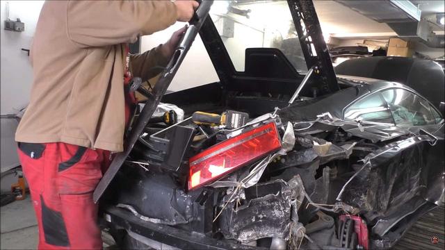 Cận cảnh quá trình hồi sinh Lamborghini Gallardo từ cõi chết (Phần I) - Ảnh 4.